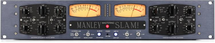 Manley SLAM! Mastering Version image 1
