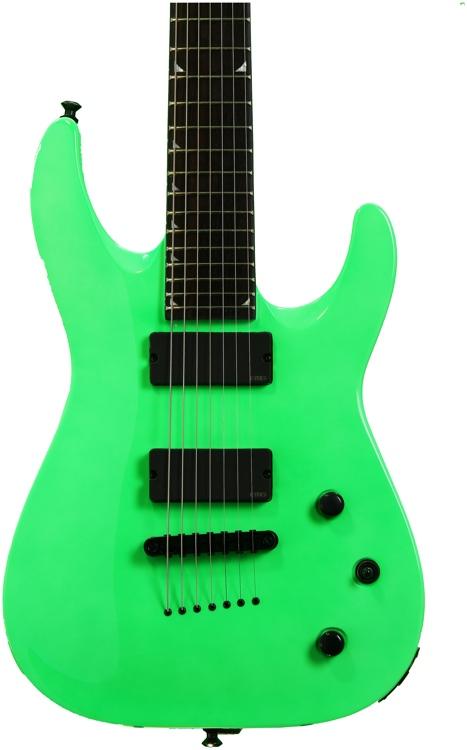 Jackson Soloist SLATTXMG3-7 - Slime Green image 1