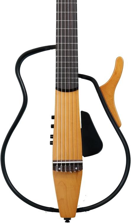 yamaha slg110n silent guitar nylon string sweetwater. Black Bedroom Furniture Sets. Home Design Ideas