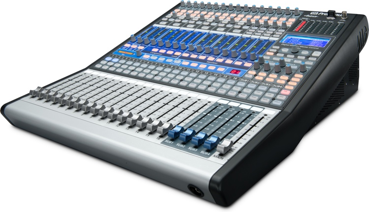 PreSonus StudioLive 16.4.2AI Digital Mixer image 1