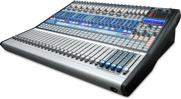 presonus studiolive 24 4 2ai digital mixer sweetwater. Black Bedroom Furniture Sets. Home Design Ideas