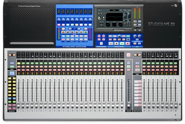 PreSonus StudioLive 32 Series III Digital Mixer image 1