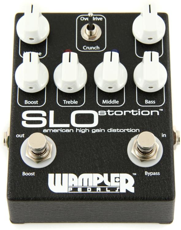Wampler SLOstortion Distortion image 1