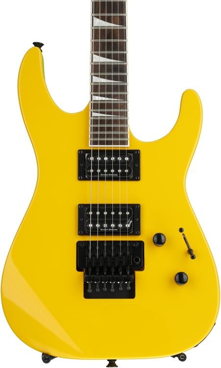 Jackson SLX X Series Soloist - Taxi Cab Yellow image 1