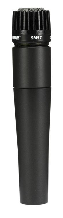 Shure SM57-X2u - With X2u XLR-USB Adapter image 1