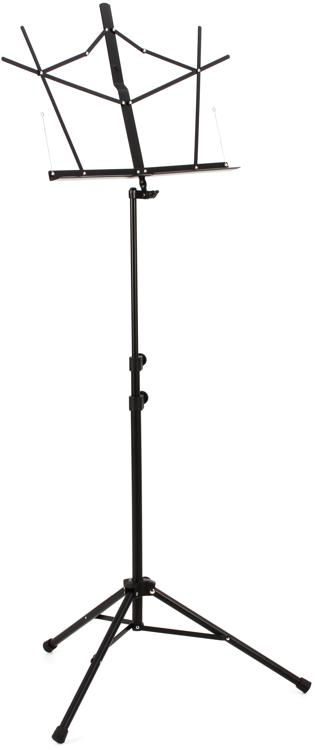 On-Stage Stands Tubular Tripod Base Sheet Music Stand image 1