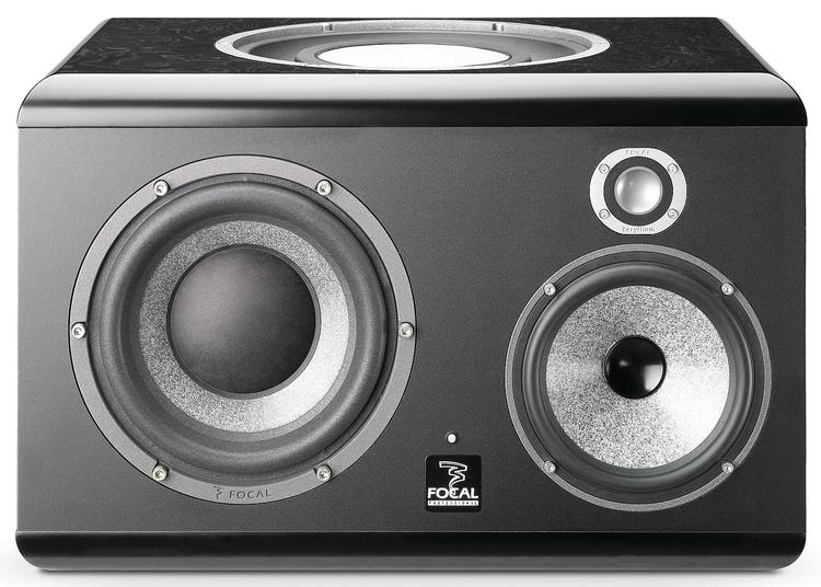 Focal SM9 3-way Powered Midfield Monitor (Left Side) image 1