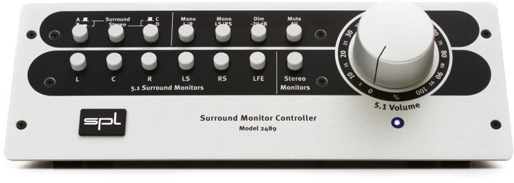 SPL SMC - Surround Monitor Controller image 1