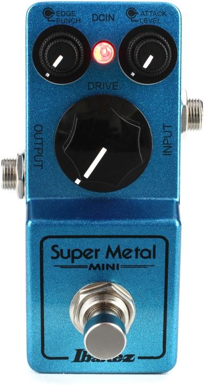 Ibanez Super Metal Mini Pedal image 1