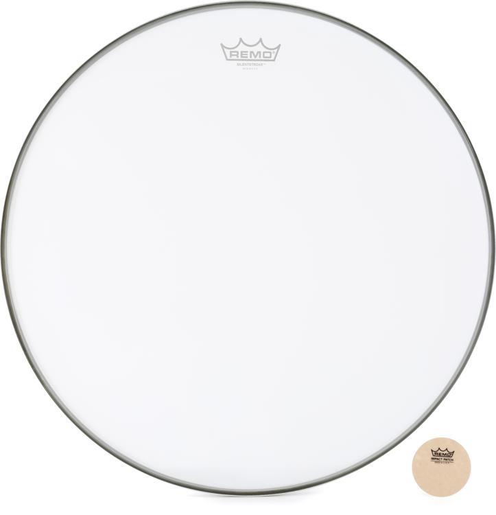 Remo Silentstroke Bass Drum Head - 20