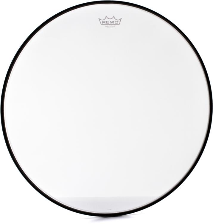 Remo Silentstroke Bass Drum Head - 22