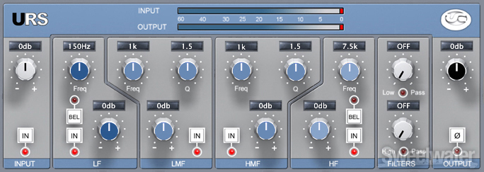URS S Series / MIX EQ - Native image 1