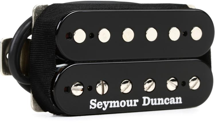 Seymour Duncan Saturday Night Special Humbucker Pickup - Black Bridge image 1