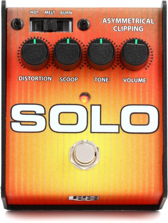 Pro Co SOLO Analog Distortion and Overdrive Pedal image 1