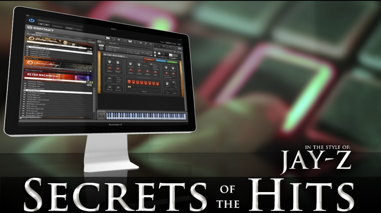 Multi Platinum Secrets of the Hits in the Style of Jay-Z Interactive Course image 1