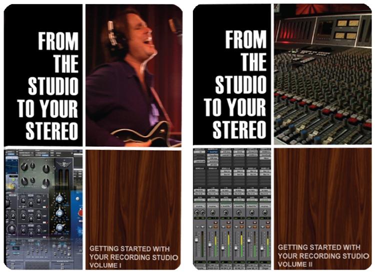 Secrets of the Pros Recording Basics Bundle 1 - Volume 1 & 2 Bundle image 1