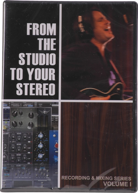 Secrets of the Pros From The Studio To Your Stereo - Vol. 1 - Volume 1 image 1