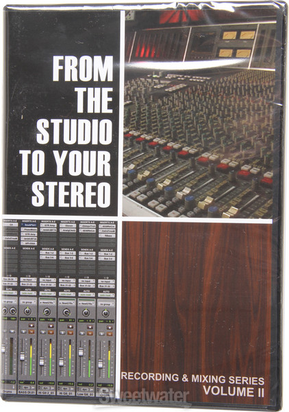 Secrets of the Pros From The Studio To Your Stereo - Vol. 2 - Volume 2 image 1