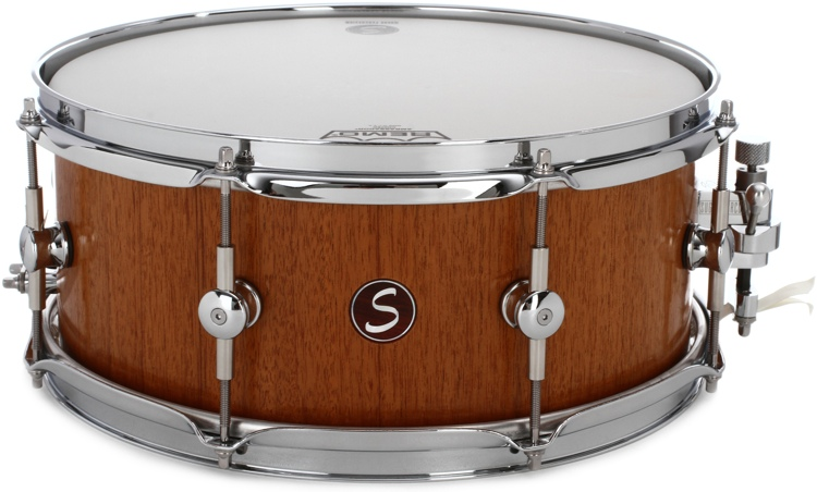 Sugar Percussion Solid Stave Snare Drum - 6