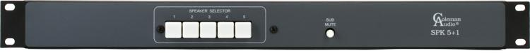 Coleman Audio SPK5+1 Speaker Switcher image 1
