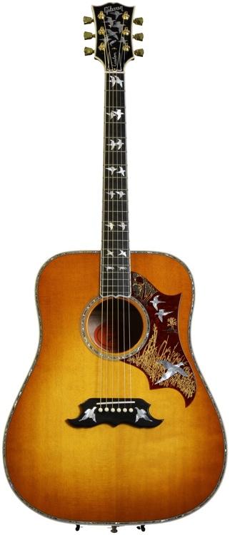 Gibson Acoustic Doves in Flight Custom - Quilt Maple,  image 1
