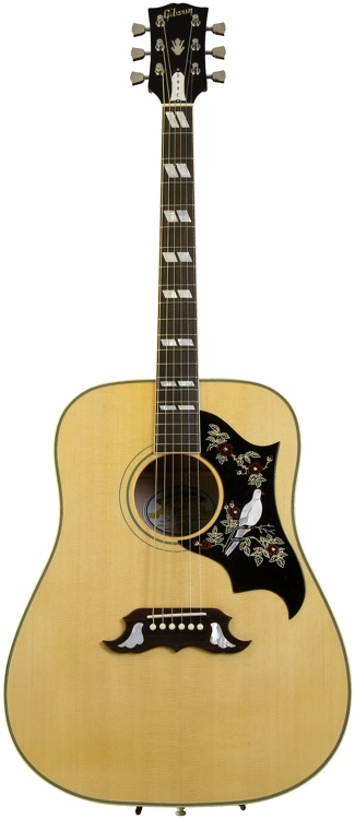 Gibson Acoustic 50th Anniversary Dove Limited - Natural image 1