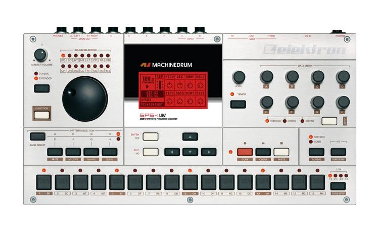 Elektron Machinedrum SPS-1 UW MKII image 1