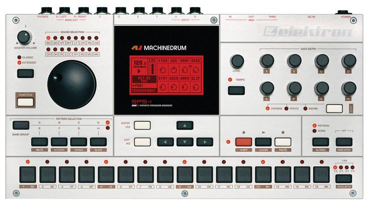 Elektron Machinedrum SPS-1 MKII image 1