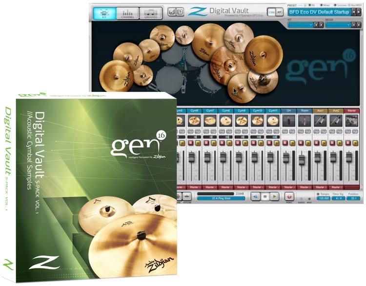 Gen16 S-Pack Volume 1 - K Series Cymbals image 1