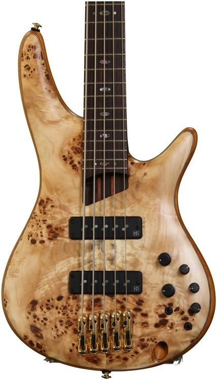 Ibanez SR1605 Premium Soundgear Bass - Natural, 5-String image 1