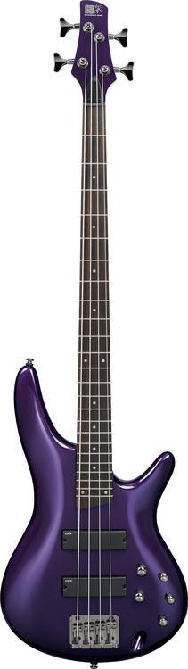 Ibanez SR300 4-string Bass - Deep Violet Metallic image 1