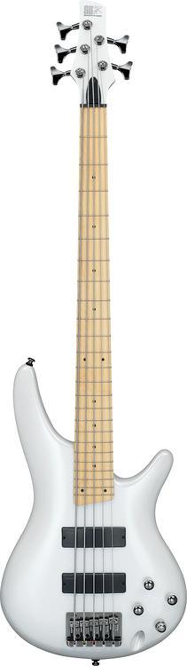 Ibanez SR305M - Pearl White image 1
