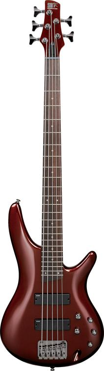 Ibanez SR305 5-string Bass - Root Beer Metallic image 1