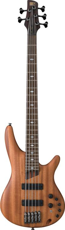 Ibanez SR4005E Prestige - 5-string, Stained Oil image 1