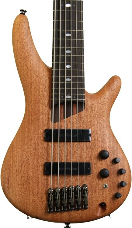 Ibanez SR4006E Prestige 6-string Bass - Stain Oil image 1