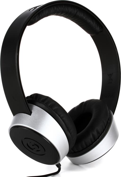 Samson SR450 Closed-back Studio Headphones image 1