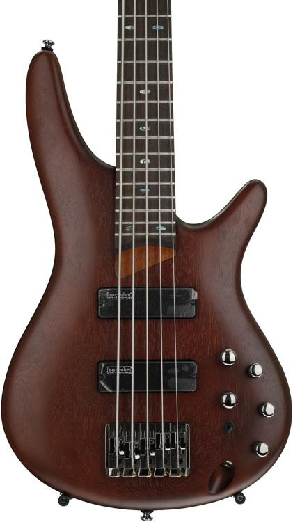 Ibanez SR505 5-String - Brown Mahogany image 1
