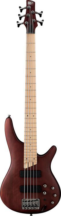 Ibanez SR Series SR505M - 5-String Brown Mahogany image 1