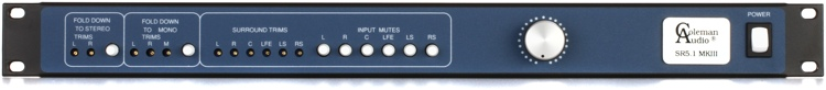 Coleman Audio SR5.1MKIII - Surround Level Controller image 1
