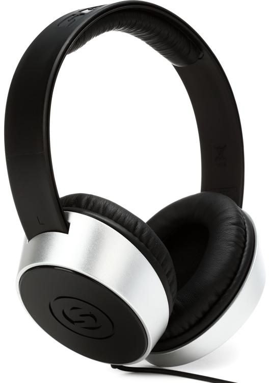 Samson SR550 Closed-back Studio Headphones image 1