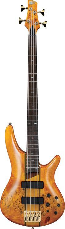 Ibanez SR800 - 4 String Amber image 1