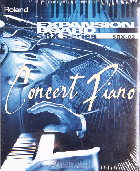 Roland SRX-02 Concert Piano image 1