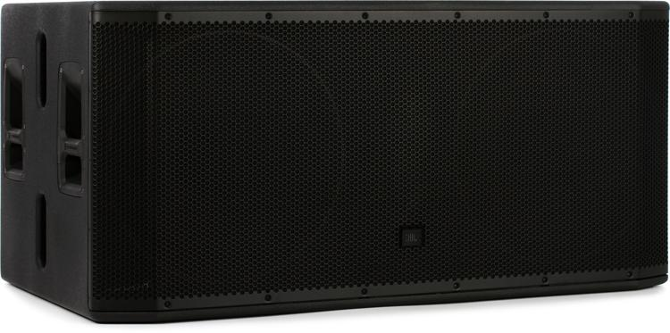 Jbl Srx828sp 2000w Dual 18 Quot Powered Subwoofer Sweetwater