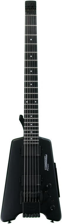 Steinberger SS-2F - Pitch Black image 1