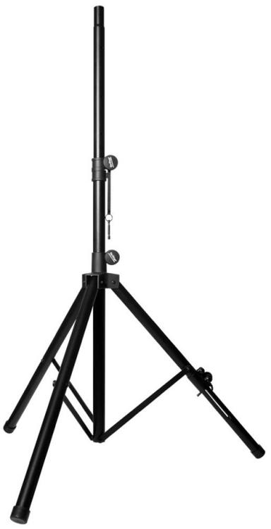 On-Stage Stands SS7762B Speaker Stand With Adjustable Leg
