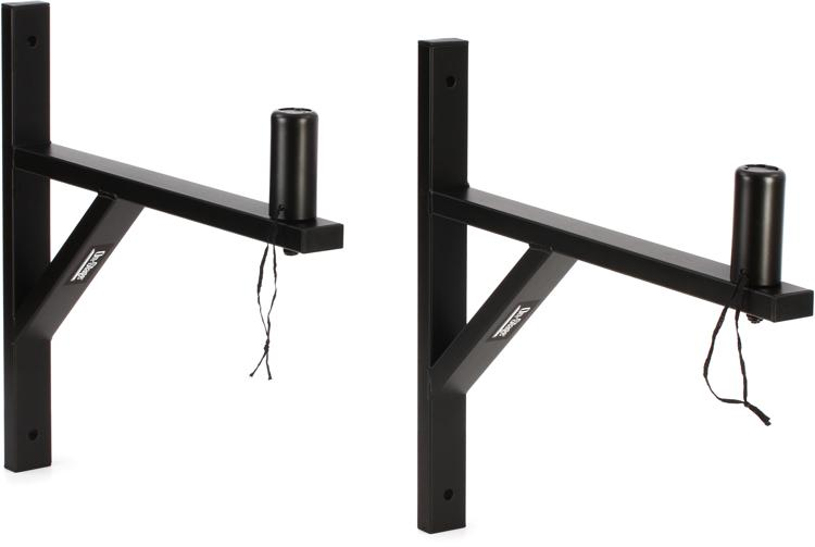 On Stage Stands Ss7914b Wall Mount Speaker Bracket Pair