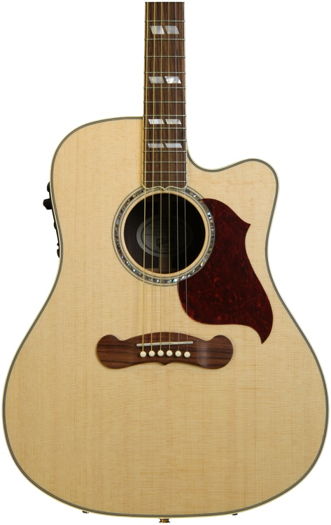 Gibson Acoustic Songwriter Deluxe Studio Cutaway - Natural image 1