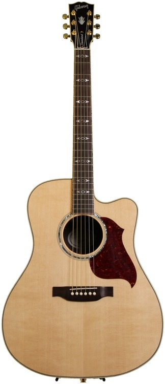 Gibson Acoustic Songwriter Deluxe Standard Cutaway - Natural image 1