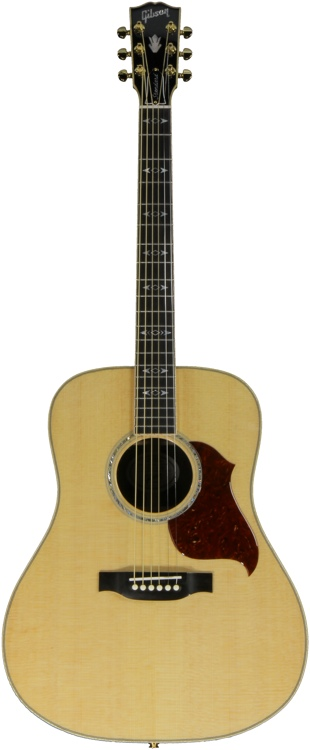Gibson Acoustic Songwriter Deluxe - Standard Antique Natural image 1