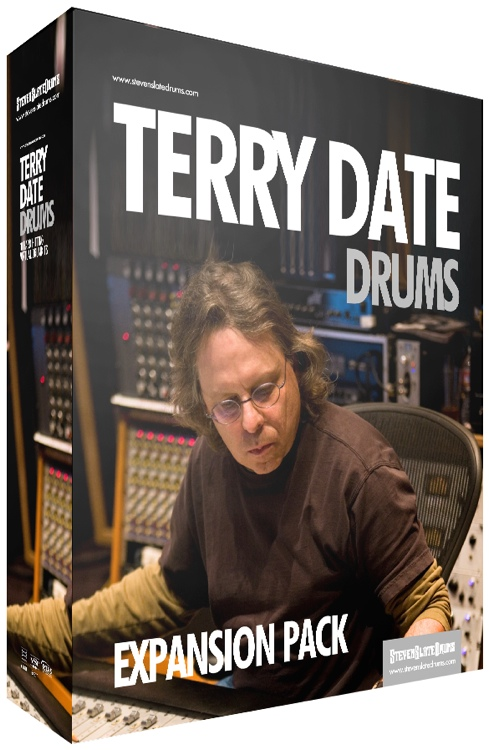Steven Slate Drums Terry Date Drums Expansion for Steven Slate Drums image 1